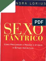 Sexo Tântrico - Cassandra Lorius