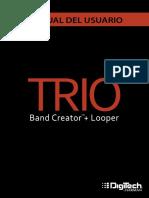 TrioPlus Manual 5064509-A ES Original