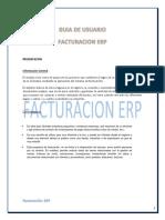 Guia Facturacion Rv. 01