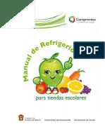 Manual de Refrigerios ESCOLARES