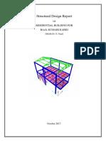 Structure Report to Bal Kumari Karki