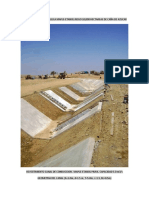 Revestimiento Canal Maple-etanol Riego 10,000 Ha.piura