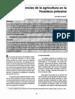 Baca, Julio.- Tendencias de la agricultura en la Huasteca potosina.pdf