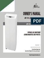 ARP 7000Series Manual
