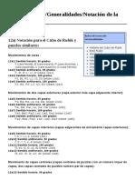 Wiki Cubo de Rubik Generalidades Notación de La Wca 4p