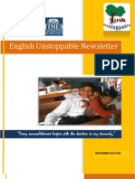 English Unstoppable Newsletter 1month Ahd