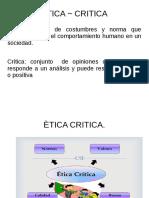 Etica Critica j.g