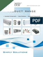 Product Range Domestic