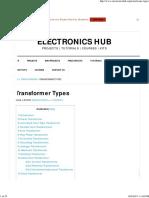 Transformer Types.pdf