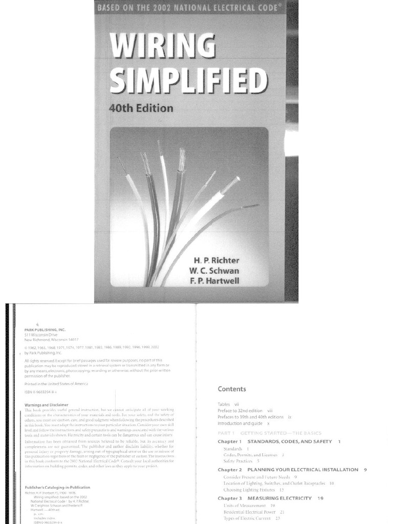 Wiring Simplified Ebook - Circuit Connection Diagram •