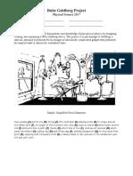 Rube Goldberg Project.doc
