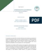 Fisiopato Enf.nosocomiales