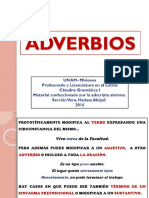 Adverbios- Resumen