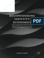 Reconsidering Identity Economics_ Human Well-Being and Governance