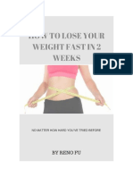 Lose Your Weight Fast in 2 Weeks No Matter How Hard Youve Tried Before