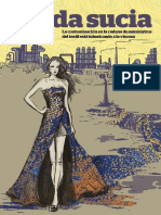 Moda Sucia -Contaminación en La Industria de La Ropa a Nivel Global