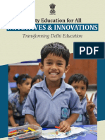 Education Booklet 2018