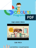 google proposal