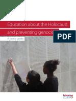 Educación sobre el Holocausto y prevención genocida Zerand