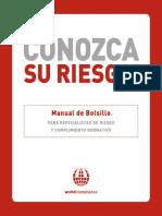 Manual de Bolsillo Riesgos