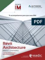 Revit Architecture Basico + Intermedio