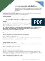 Crimes contra a Administração Pública - ATUALIZADO.pdf