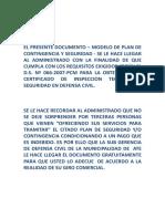 Plan Contigencia g2