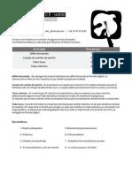 Forma de Evaluación - Cultura y Diseño 2