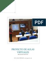 Proyecto de Aulas Virtuales
