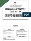 Perancangan Strategik Badminton