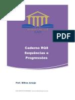 Caderno RQ8 Sequências e Progressões