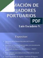 Formacion de Tarjadores Portuarios by Luis Escudero 2017
