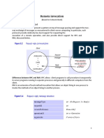 Summary of Middleware Study