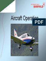 Aircraft Operation