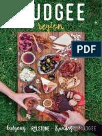 Mudgee Region Visitor Guide Flipbook