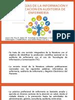 Tecnologías de La Información y Comunicación en Auditoría