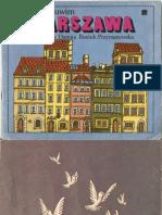 Warszawa - Julian Tuwim, il. Danuta Boniuk-Przymanowska
