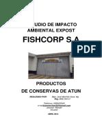 Estudio de Impacto Ambiental Eia-fishcorp