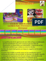 Proyecto Del Club