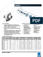 PBT Centrifugal Blowers