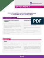 DECEyEC Convocatoria Promotores y QAuxiliare