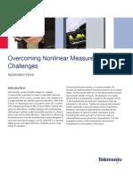 Nonlinerity Measurement
