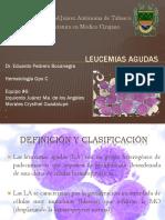 Equipo 6. Leucemias Agudas.pptx