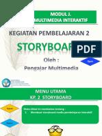 Bahan Tayang KP 2 Storyboard.ppt