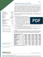 Hindustan Unilever_Annual Report Analysis