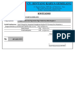 Excelku.com Contoh Template Kwitansi Excel Sederhana Ver.1.1