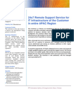 17139247 a Casestudy of Managed Service by a Vietnam Company FPT
