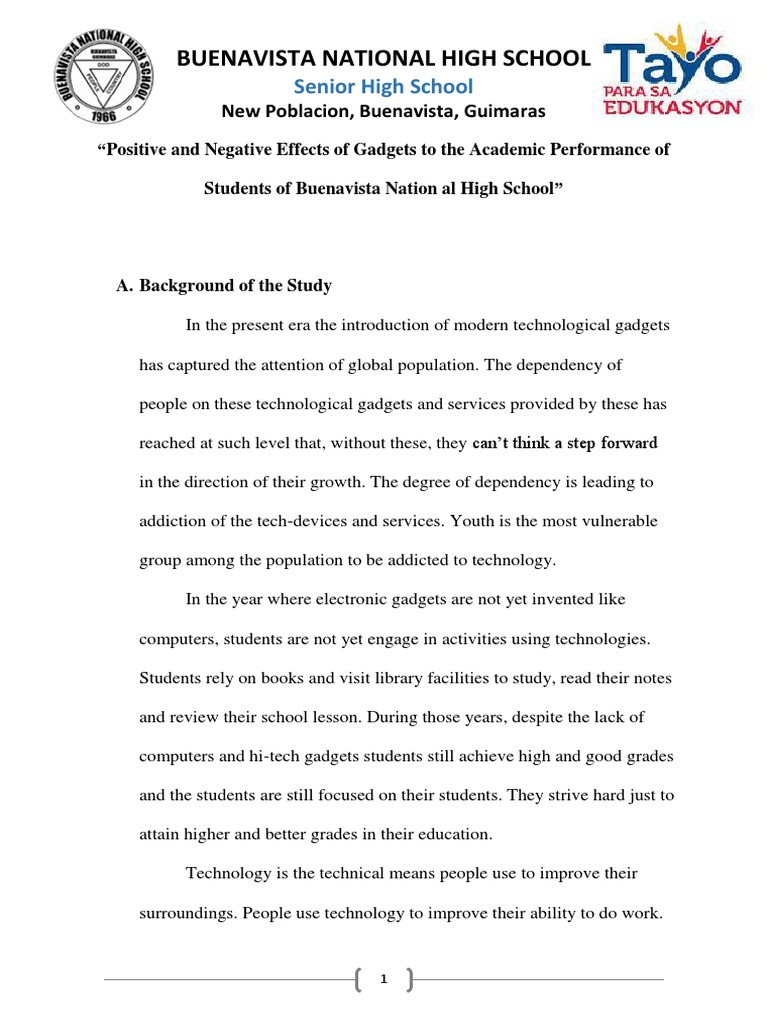 Persuasive Essay: Is Society Too Dependent On Technology