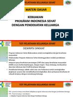 MD.1.Kebijakan Program KS