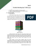 Modul Konsep Jaringan Bab 6 Trouble Sho